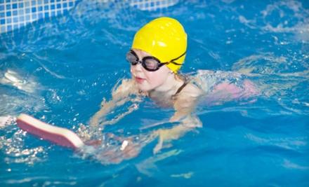 4 Private Swimming Lessons DecemberFebruary (a $120 value) - Farber Swim School in Portland
