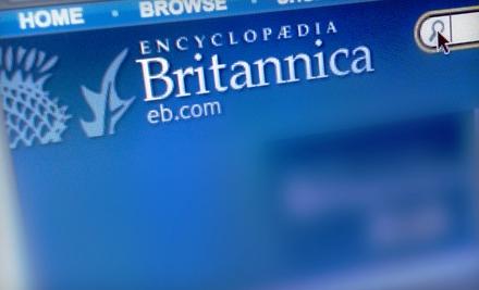 1-Year Premium Membership to Britannica Online Premium (a $70 value) - Encyclopaedia Britannica in
