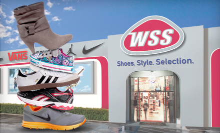 Warehouse Shoe Sale El Monte
