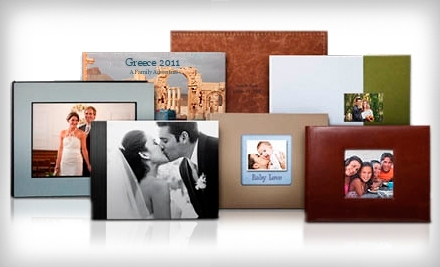 One Classic Custom Hardcover Photobook (a $39.99 value) - Picaboo in