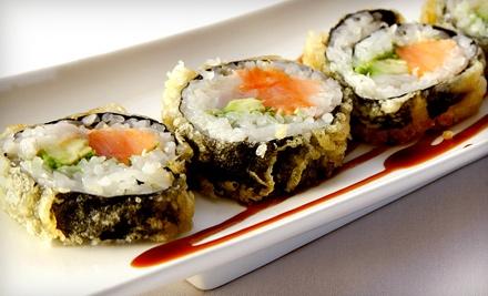 $30 Groupon for Dinner - Yoki Japanese Restaurant & Sushi Bar in Medford