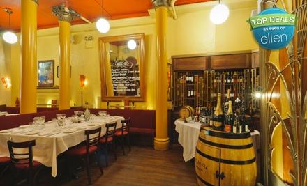 Brasserie Julien: Wine-Tasting Package (a $120 value) - Brasserie Julien in Manhattan
