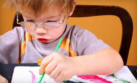 One 3.5-Hour Children's Painting Class (a $60 value) - Mesquite Events Center in Mesquite