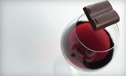Wine-and-Chocolate Tasting for Four (a $92 value) - Casavino Custom Winery in Fountain Hills