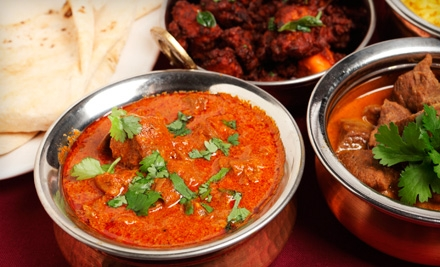 $20 Groupon to Star of India - Star of India in Salt Lake City