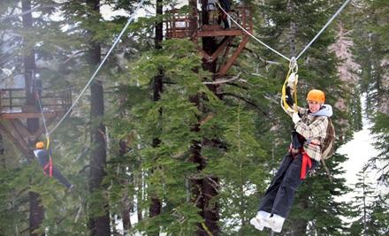 Zip Tahoe - Zip Tahoe in Kirkwood