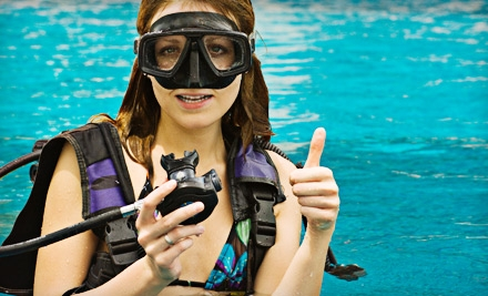 Discover Scuba Class (an $80 value) - Scuba Sensations in Chicago