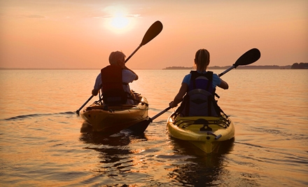 2-Hour Kayak Rental for 2 and $5 Worth of Snacks ($55 value) - Florida from a Kayak in Clermont