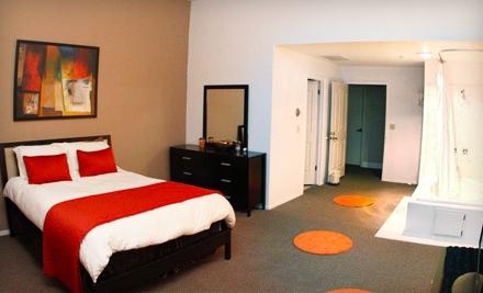1-Night Getaway Package Valid SundayThursday (a $234 value) - Water's Edge Retreat at Moon River Inn Bed & Breakfast in Sacramento