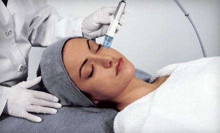 3 Nonsurgical Face Lifts (a $510 value) - Brickell Cosmetic Center & Spa in Miami