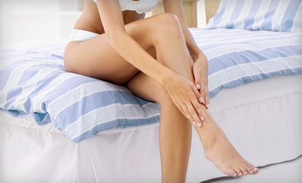 6 Laser Hair-Removal Treatments on 1 Large Area (up to a $1,200 value) - Nevaeh Medical Spa in Salt Lake City