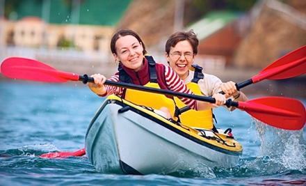 2-Hour Guided Kayak Tour for One (a $100 value) with Booking Fee Included ($102 total value) - San Francisco Kayak & Adventures in San Francisco