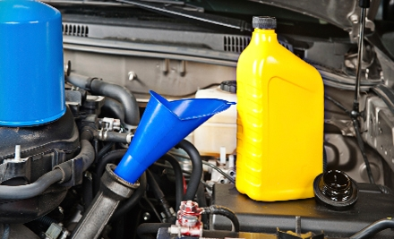 Full-Service Oil Change - Groovy Automotive and Lube in Austin