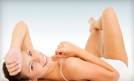 6 Laser Hair-Removal Treatments for a Small or Medium Area - Kucumber Skin Lounge in Seattle