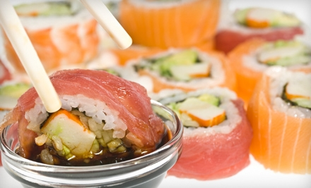 $30 Groupon to Sushi Unlimited - Sushi Unlimited in Roseville