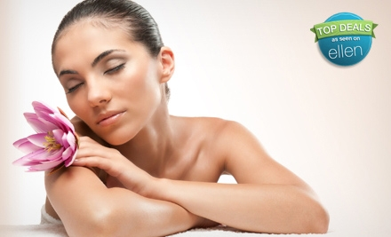 Up to 105-Minute Spa Package with 60-Minute Massage, Manicure or Pedicure, and Sauna Treatment - Queen Jane Day Spa in Manhattan