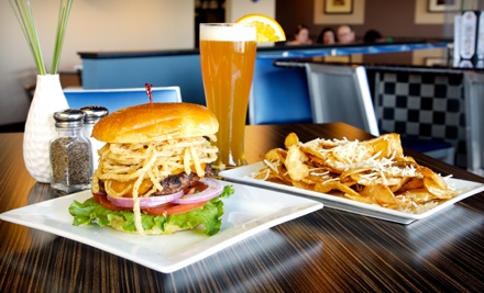 $30 Groupon - Indulge Burgers & More in Scottsdale