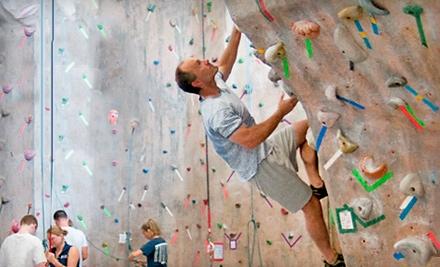 Rock Spot Climbing - Rock Spot Climbing in Lincoln