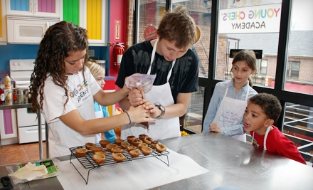 90-Minute Cooking Class for 1 (a $45 value) - Young Chefs Academy in Forest Hills