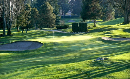 Golf Outing for 2 (a $140 value) - Glen Acres Golf & Country Club in Seattle