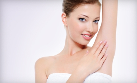 8 Laser Hair-Reduction Treatments on a Small Area - Simplicity Laser Hair Removal in Chandler