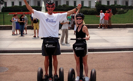 Capital Segway - Capital Segway in Washington