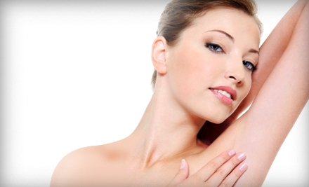 8 Laser Hair-Removal Treatments on a Small Area - Simplicity Laser Hair Removal in Centennial