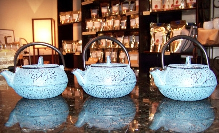 Tea Tasting for Two (a $24 value) - ZenTea in Chamblee