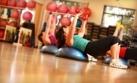 10-Visit Pass to the Gym, Including Access to Pools, Classes, and Locker Rooms  - LifeStyleRx in Livermore