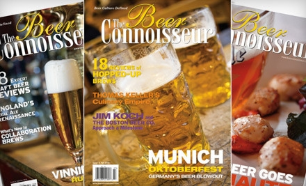 2-Year Subscription for 1 Person - The Beer Connoisseur in
