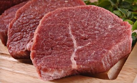 $100 Groupon to Nolan Ryan's All-Natural Beef - Nolan Ryan's All-Natural Beef in