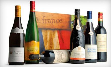 $50 Groupon - Wine.com in