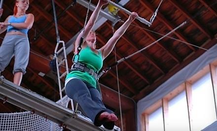 Emerald City Trapeze Arts - Emerald City Trapeze Arts in Seattle