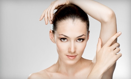 6 Laser Hair-Removal Treatments on a Small Body Area - Evergreen Laser in Evergreen Park