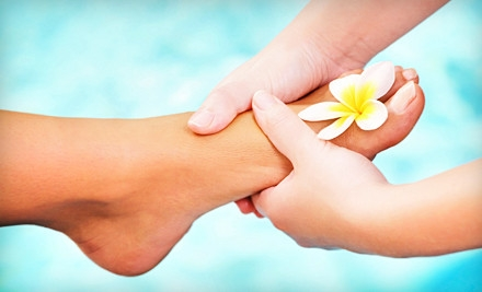 1 Holistic-Healing Package With a Foot Detox and Reflexology Massage (a $60 value) - Be Healthy Natural Healing Wellness Center in Philadelphia