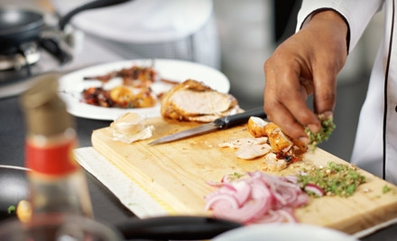 The Italian Class or The Meat Eaters Class for 1 (a $165 value) - The Blue Burner in Manhattan