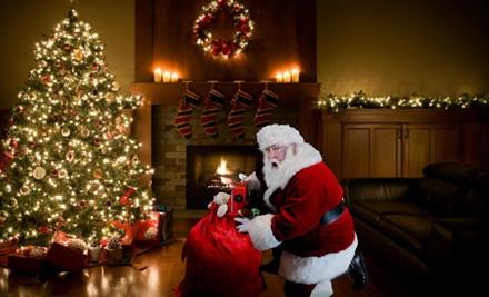 Santa on Camera - Santa on Camera in