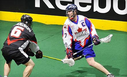 Toronto Rock Lacrosse Club Carrollton Tx Groupon