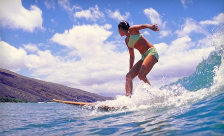 90-Minute Group Surfing Lesson for Beginner to Intermediate Students (an $80 value) - Jacksonville Surf Training in Jacksonville Beach