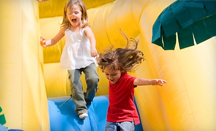 $20 Groupon for Family Activities and Fare  - Kabooms Amusement & Party Center in Davie