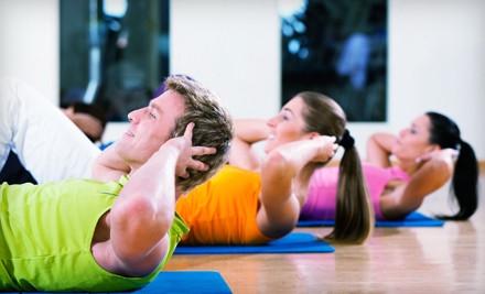 10 Fitness Classes (a $150 value) - Sweat Fitness in Philadelphia