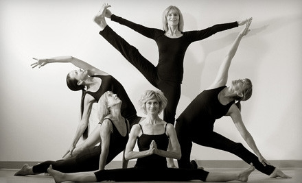 10-Class Pass (a $160 value) - Down Under Yoga in Newtonville