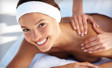 Swedish or Deep-Tissue Massage (up to an $85 value) - Salon Greco The European Day Spa in Suwanee