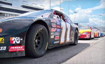 4-Lap Shotgun Stock-Car Ride-Along Experience (a $89 value) - Rusty Wallace Racing Experience in Lancaster