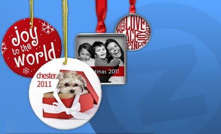 $50 Up to 55% Off Custom Holiday Ornaments  - Zazzle.com in New York