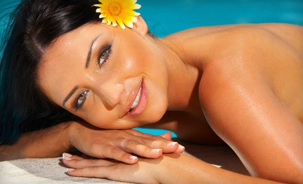 1 Full-Body Spray Tan with Hydrating Pretreatment (a $40 value) - Extravaganza in Memphis