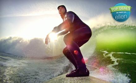 University of Surfing - University of Surfing in Pacifica
