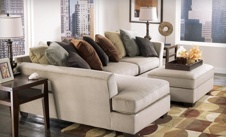 $150 Groupon to Ashley Furniture HomeStore - Ashley Furniture HomeStore in Pineville
