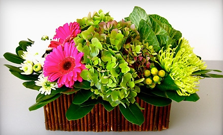90-Minute Floral-Arrangement Workshop for One Person (a $150 value) - Petals & Paper in Yardley