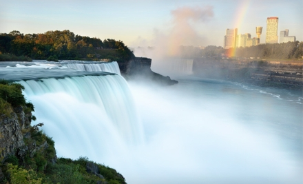 1-Night Stay for Two Adults and Up to Three Kids in a King or Queen Room Valid Sunday-Thursday - Sheraton at the Falls in Niagara Falls